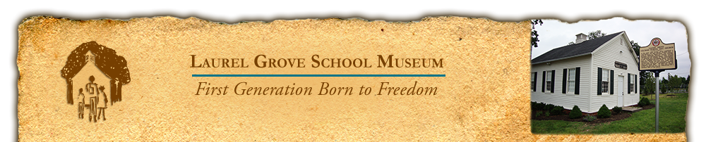 Laurel Grove School Museum Banner